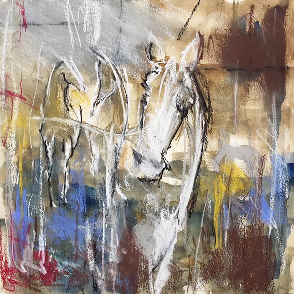 Abstract Horse III