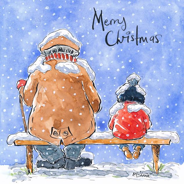 85 Merry Christmas Grandad