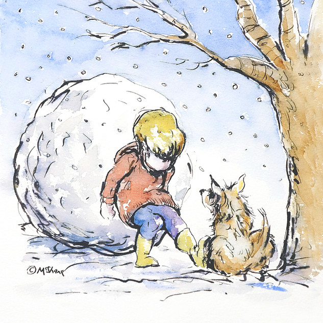 91 The Snowball