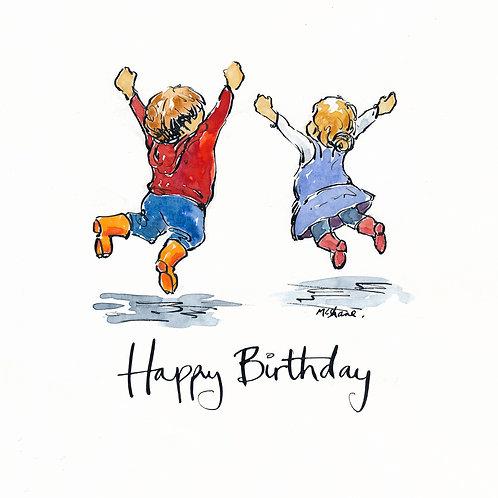Happy Birthday (No.60)