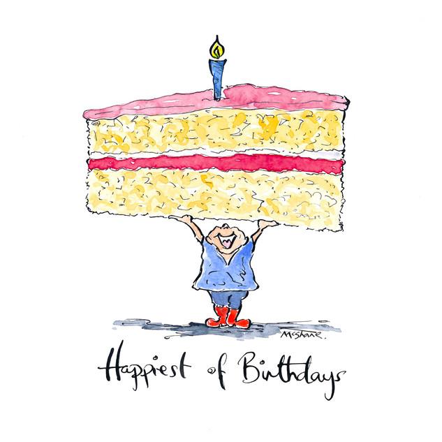 Happiest Birthday Cake Up_
