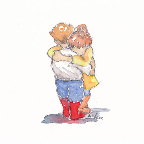The Hug (No.66)