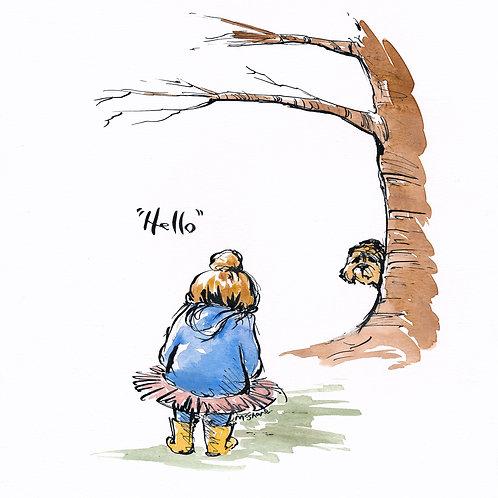 Hello (No.48)