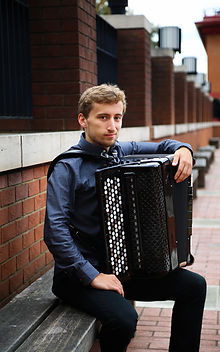 BdeS promo 2 - Ben de Souza - accordion.