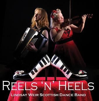 Lindsay Weir - Reels N Heels - front cov