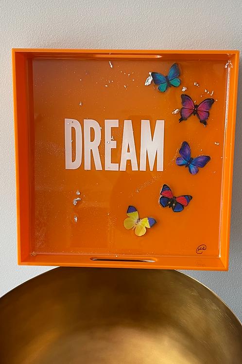 Orange Dream tray