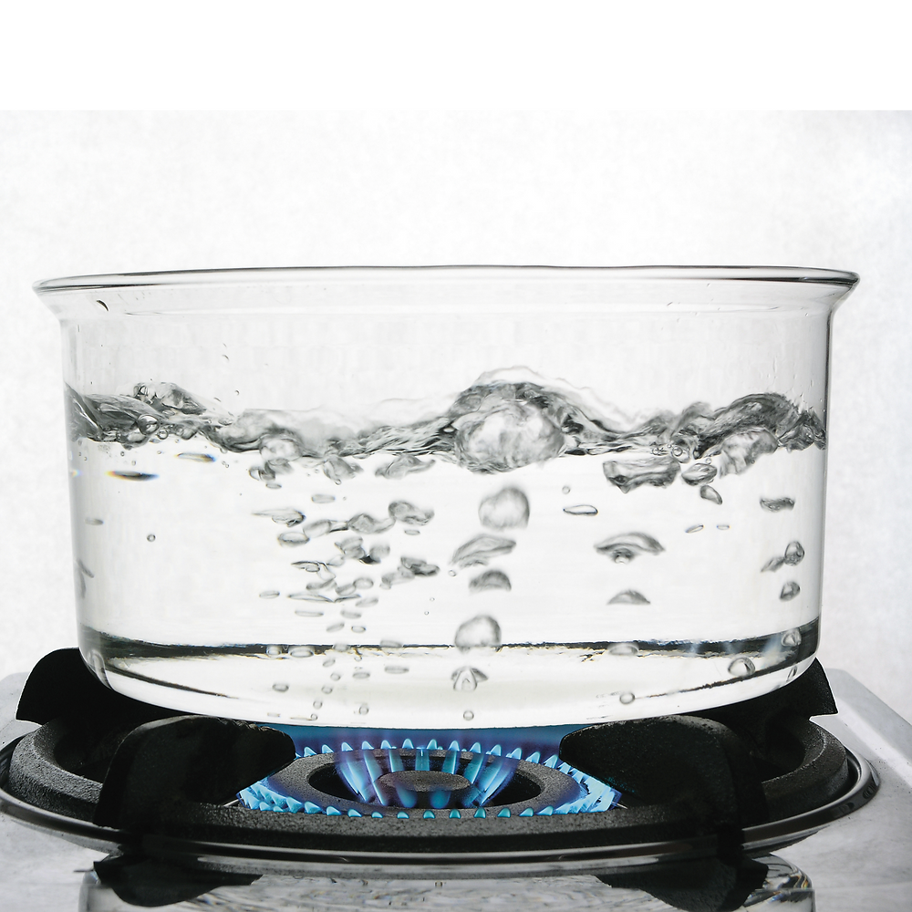 Boiling Water illustrating muscular tension. Personal Trainer Chesapeake Build Strength Resistance Training
