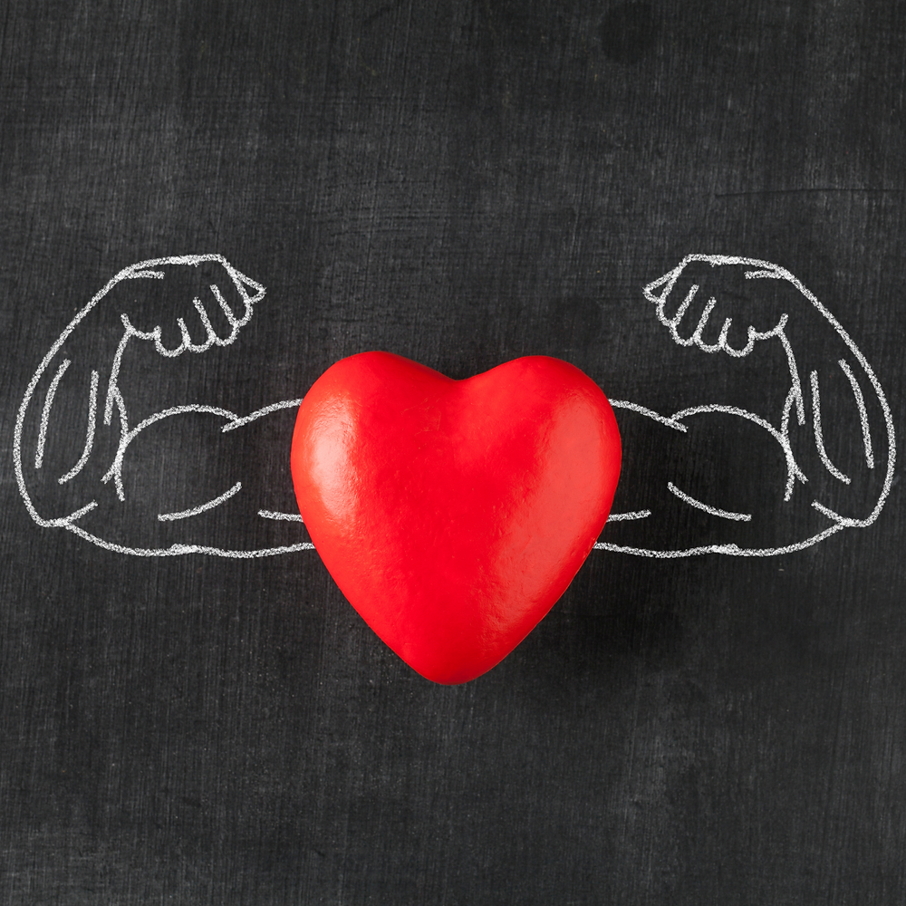 Safe strength training at StrengthSpace helps strengthen the heart.
