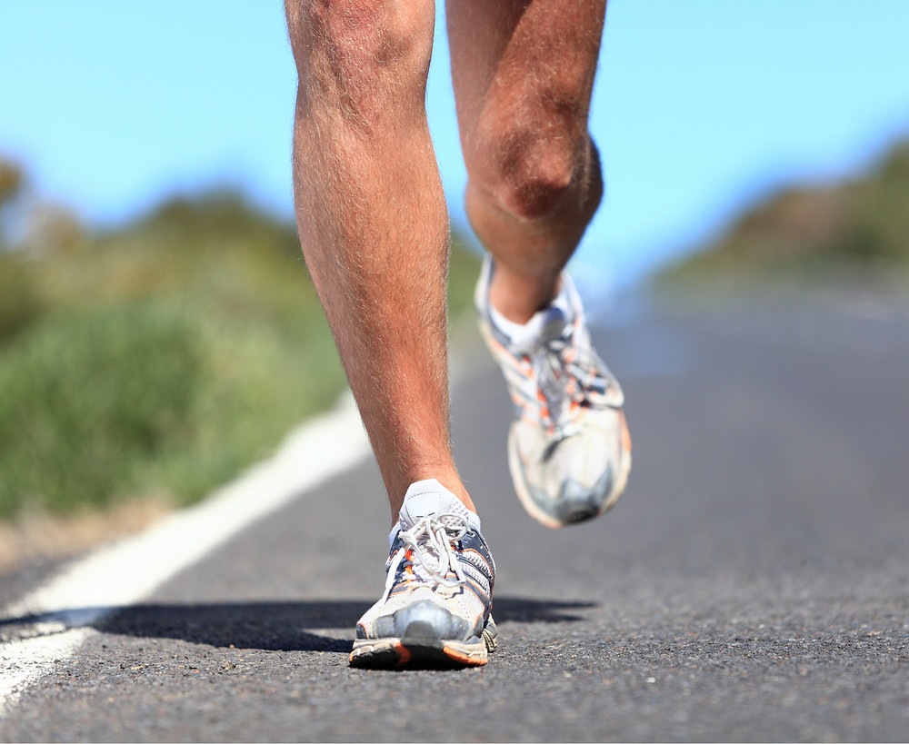 The more we do a given task such as running, the more efficient we get.