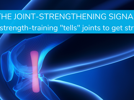 The Joint-Strengthening Signal
