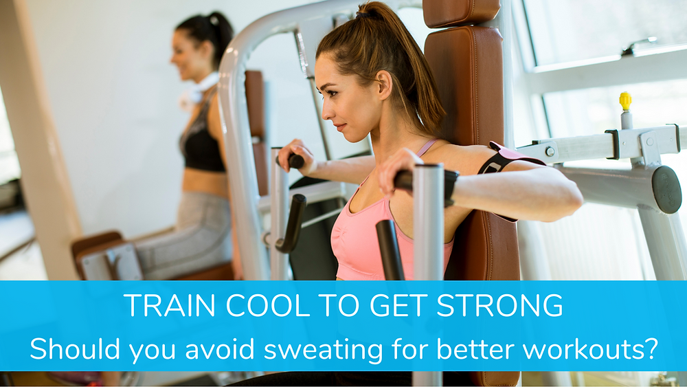 For POTS/EDS avoiding sweating improves results