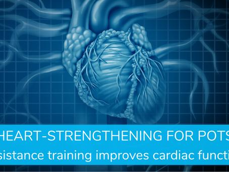 Heart-Strengthening for POTS