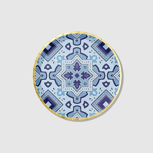 Amalfi Blues Large Plates