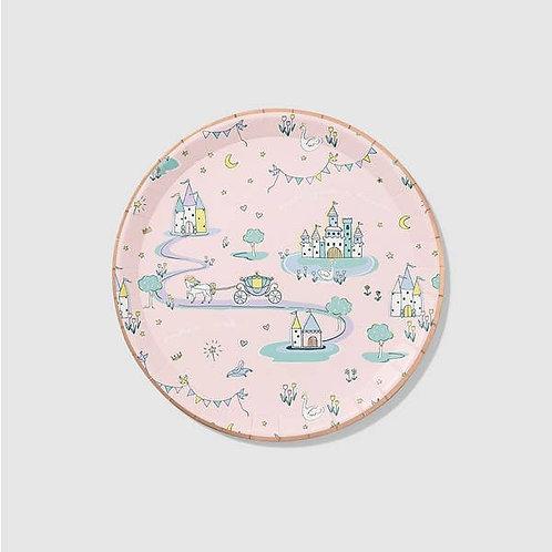 Fairytale Dinner Plates