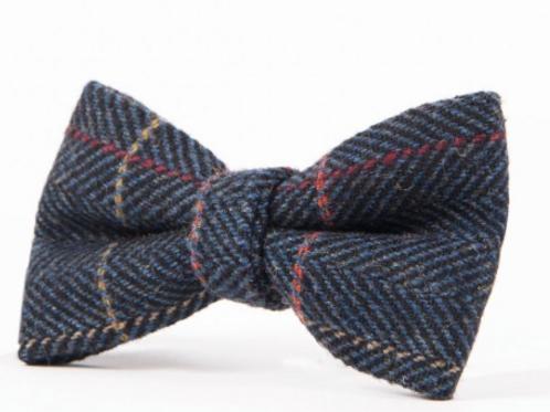 Navy Bow Tie Eton