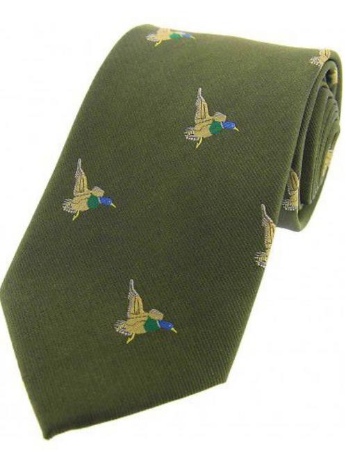 Flying Duck Tie