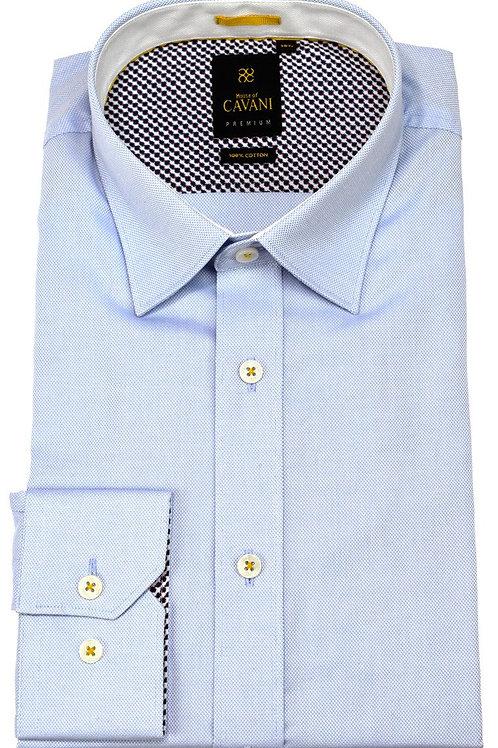 Light Blue Long Sleeve Shirt Oxford