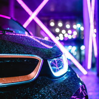 BMW i3 - NEON