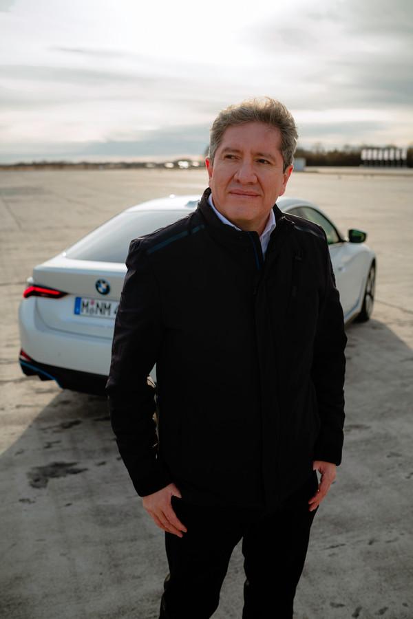 David Ferrufino x BMW i