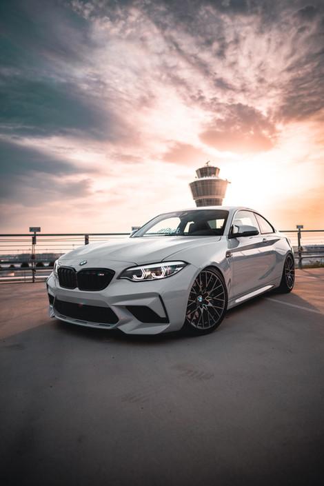 BMW M2C - SILVER