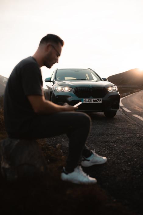HANNES x BMW X1