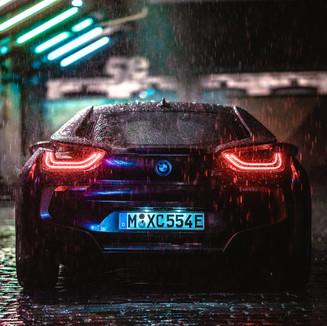 BMW i8 - NEON
