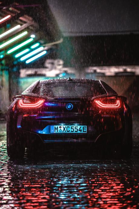 BMW i8 Sophisto Edition