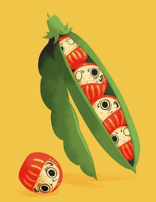 Wishing Peas