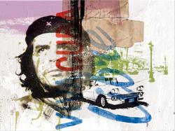 Viva Cuba Libre (120 x 90 cm)