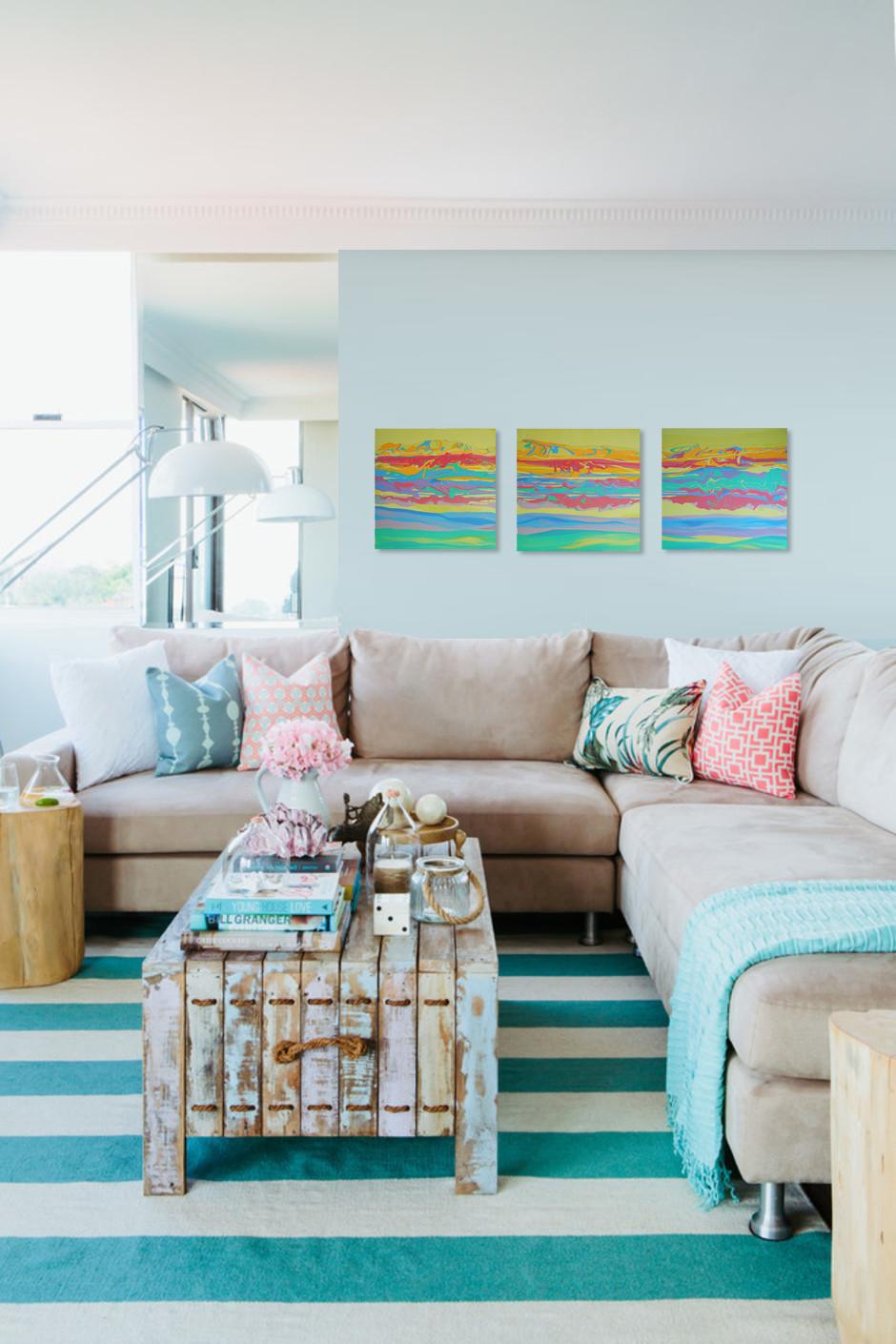 Декор для дома в стиле минимализм.