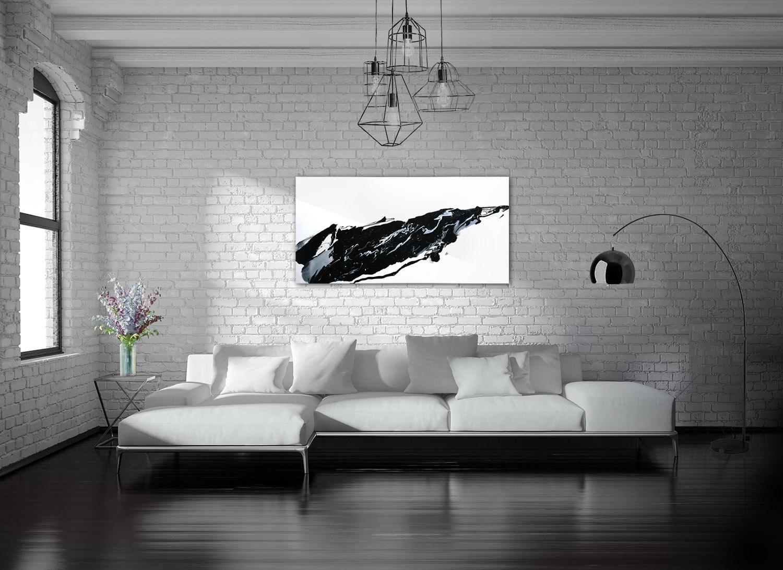 Интерьерная картина минимализм