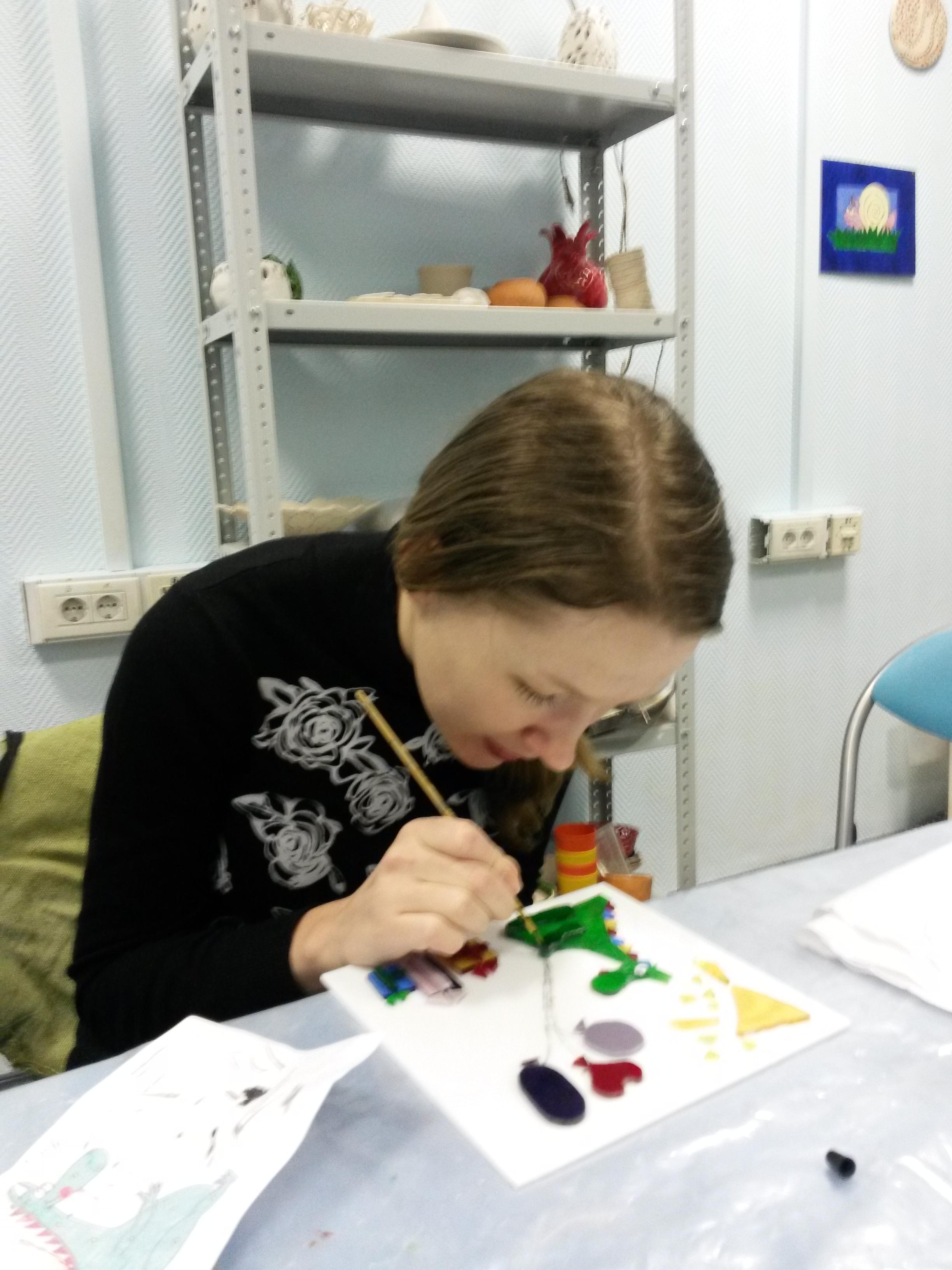 мастер-класс фьюзинг обучение