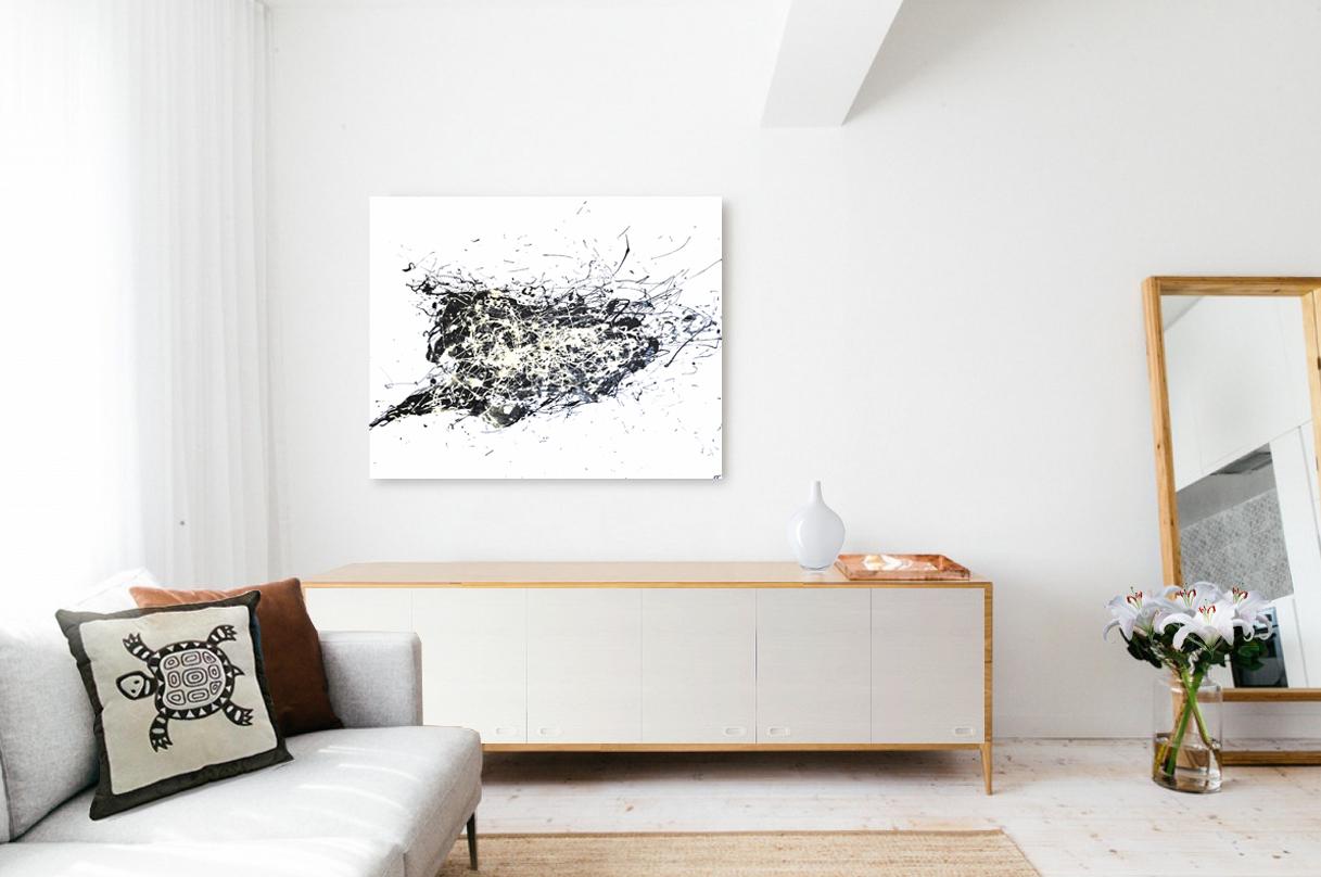 Интерьерная картина Black & White