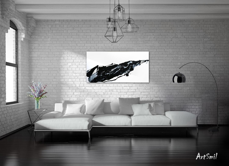 Абстрактная картина минимализм