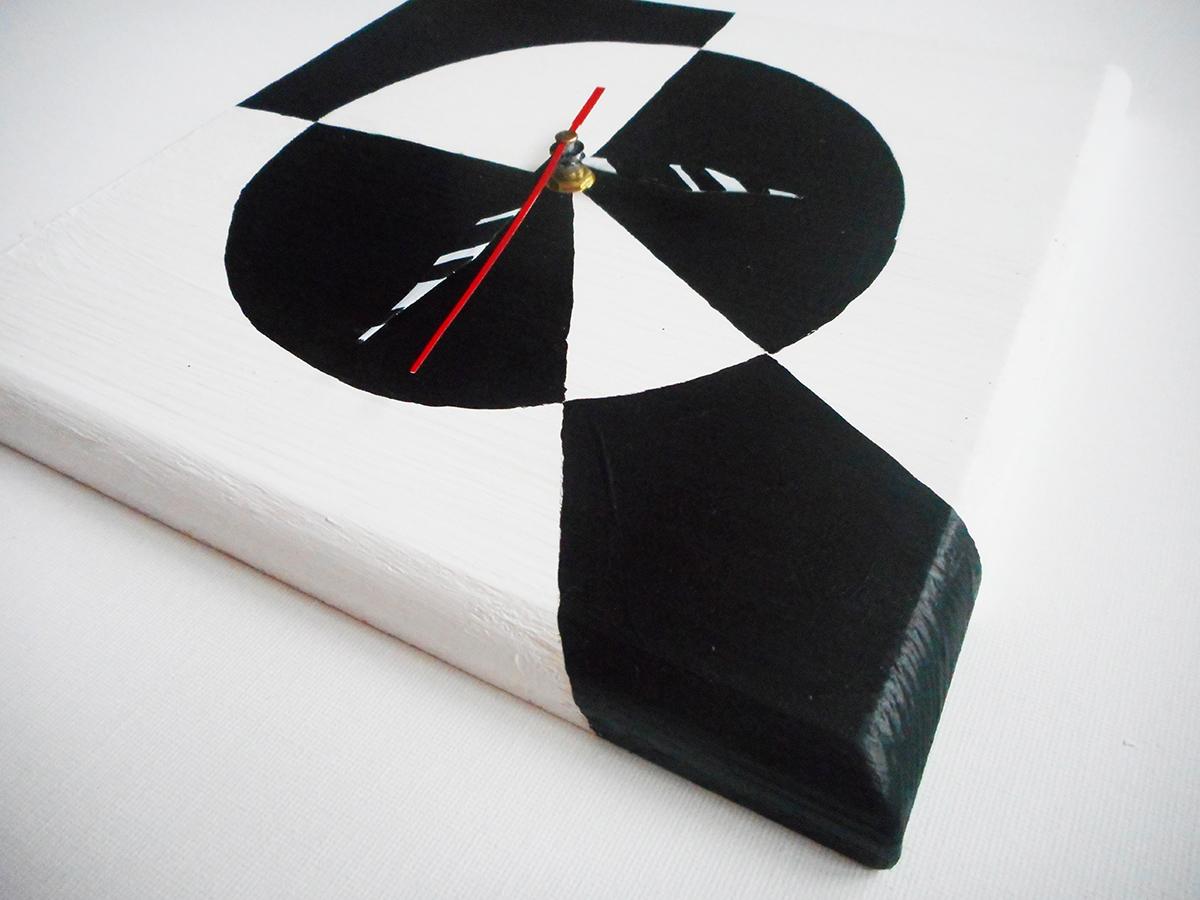Стильные часы. Лофт. Минимализм