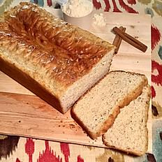 Vanilla Cinnamon or Vanilla Low Carb Protein Bread