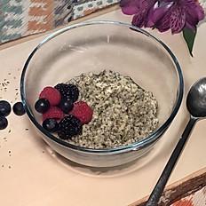 Hemp seed 'Oatmeal'