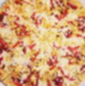 Low Carb 'Fat head' Pizza