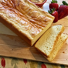 Strawberry Low Carb Protein Bread