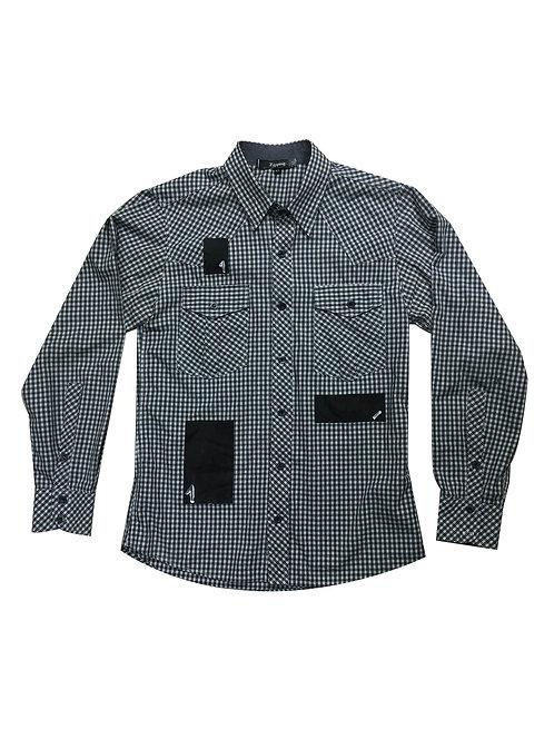 1/1 camisa black p