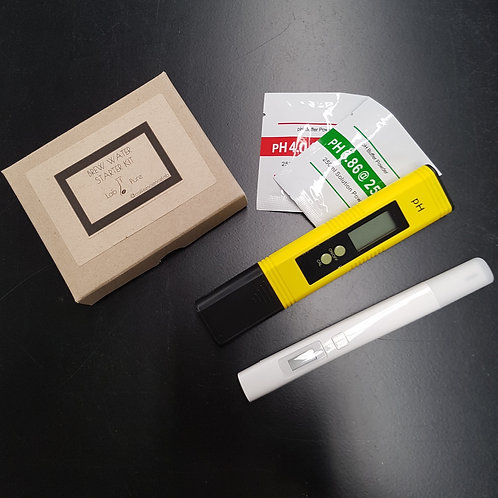 Brew Water Design & Test Kit