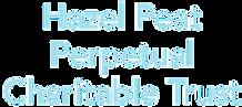 Hazel Peat Perpetual Charitable Trust