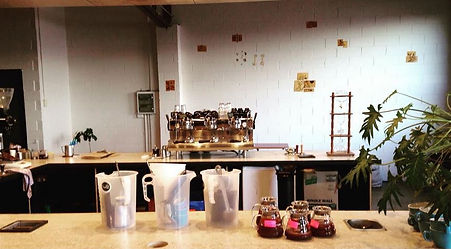 Coffee Science Lab Water Workshop