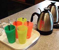 Coffee Science Lab Water Workshop