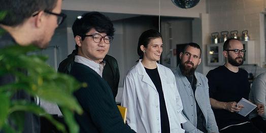 Coffee Science Lab Popular Science Workshop