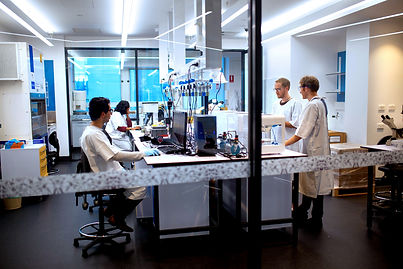 BioFab3D laboratory