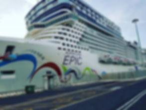 Cruise Civitavecchia