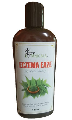 Eczema Eaze with Neem Oil