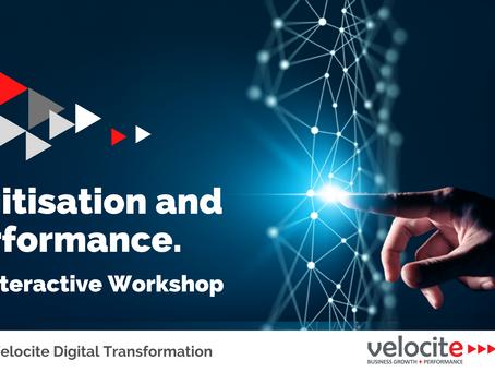 TechWeek 2021 – Free Process Improvement and Digitisation Workshop
