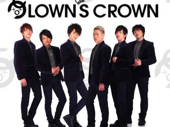2017年8月5日(土) CLOWN'S CROWN ワンマンライブ開催決定